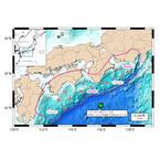 南海トラフ巨大地震の想定震源域でプレートの移動を観測 - 海上保安庁
