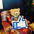 クマ史上初! テッドがリアルタイムQ&A実施「超面白い質問にしか答えない」