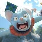 『GAMBA ガンバと仲間たち』白い悪魔がガンバを襲う、ノロイ特集動画を公開