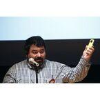 「RICOH THETA  デベロッパーズコンテスト」表彰式 - 全天球撮影カメラを活用するためのアイデアを競う
