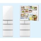 三菱電機、ドリップ流出抑えながら解凍する冷蔵庫に幅60cm・455Lモデル