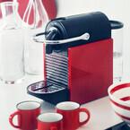 ネスレ、着せ替えられるコーヒーメーカー「PIXIE CLIPS」