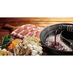 しゃぶしゃぶ温野菜、「食べられる国宝マンガリッツァ豚」の食べ放題を提供
