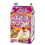 北海道限定「ソフトカツゲン」にぶどう味とみかん味登場 - 雪印メグミルク