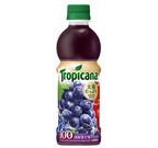 トロピカーナに、コンコードグレープをブレンドした果汁100%ジュース登場
