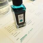 自分だけの「色」をカクテルのようにつくる - 東京都・蔵前「ink stand by kakimori」で万年筆インク制作を体験