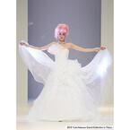 東京都・日本橋で桂由美活動50年展-著名人の結婚衣装やギネス掲載ドレスも