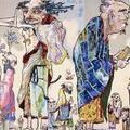 東京都・六本木で「機動戦士ガンダム」富野監督×村上隆のトークセッション