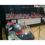 東京都・お台場で「懐かしのおもちゃ大博覧会」! 本郷猛のサイクロン号も