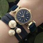 シチズン、女性向け時計「CITIZEN xC × petite robe noire」コラボモデル