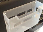 ケーブル収納に! テレビの壁掛け用ネジ穴を利用し裏側に収納場所を作る方法