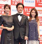 内田恭子、ボンドガール風にセクシーな背中を披露「お祭りのような1日に」