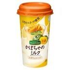 雪印メグミルク、かぼちゃ入り乳飲料「MilQ Stand かぼちゃのミルク」発売