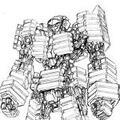 マンションがロボットに!? 『九十九』スタッフ&豪華声優で3DCGアニメ制作