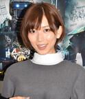 光宗薫、ロボットSF映画『チャッピー』は「表情の変化だけで泣けます」