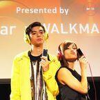 「h.ear×WALKMAN」ハイレゾ体感イベントが渋谷で開催 - 仲宗根梨乃とZiNEZも登場