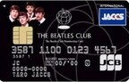 ザ・ビートルズクラブとジャックス、クレジット機能付ファンクラブ会員証発行