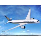 シンガポール航空、19時間航続可能なエアバスA350-900発注--世界最長路線に