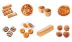 無印良品から旬のりんごを使用したパイやドーナツ、クッキーなど8品が発売