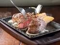 1ポンドの塊肉にかぶりつけ! ステーキガストで「熟成塊肉フェア」開催