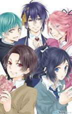 『刀剣乱舞-ONLINE-』の学園アンソロジー『刀剣乱舞学園』が12月4日発売