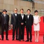 秋元才加、初の東京国際映画祭レッドカーペットは「お祭りみたいで楽しい」