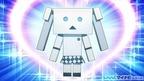 『ミス・モノクローム』がダンボール製ロボットになって登場!?