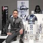 あの「R2-D2」がビールを持ってきてくれる! - ハイアール、等身大R2-D2冷蔵庫などAQUA「STAR WARS」シリーズ発表会