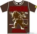 ウルトラ怪獣Tシャツシリーズに「ゴモラ」と「恐竜戦車」がラインナップ