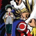 TVアニメ『僕のヒーローアカデミア』、制作は『血界戦線』のボンズが担当
