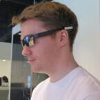 センサー搭載メガネ「JINS MEME」の専門店オープン - かければ眠気・集中度・活動量がわかる
