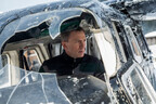 『007 スペクター』が2週連続首位で累計1億ドル超え - 北米週末興収