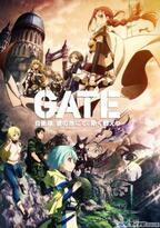 TVアニメ『GATE』、第2クールの新OP/EDテーマ担当アーティストが決定