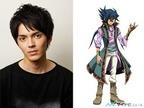 劇場版『遊☆戯☆王』、声優初挑戦の林遣都が謎の少年「藍神」を担当