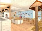 東京都港区「デックス東京ビーチ」に、クッキーバイキングカフェがオープン