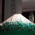 東京都・二子玉川にて「富士山」など40の世界遺産をレゴブロックで再現