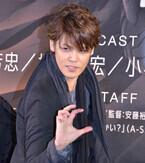 宮野真守、新宿駅前にサプライズ登場! 通行人に「僕の事を覚えて帰って」