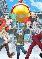 TVアニメ『暗殺教室』、第2期は来年1月7日より放送! 殺せんせーSHOPも再び