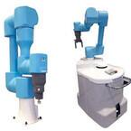 安川電機、安全柵が不要な人共存形ロボットを開発