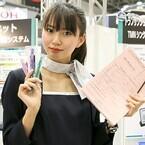 JAPAN SHOP/リテールテックJAPAN 2014 - ユニークな視点と製品がBtoBでも目を引くカシオ (1) 第2世代カシオサイネージがお出迎え