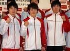 体操・加藤凌平がコナミスポーツクラブに入社決定