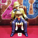 広島県広島市で「コナン展」開催 - 作中の再現トリックに謎解きの仕掛けも