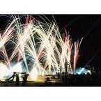 静岡県伊東市で花火とよさいこいの祭典開催! 温泉たまごの試食も
