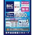 ビックカメラ、オリジナルSIM「BIC モバイル ONE」10日発売