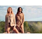 ユニクロ、フランスのファッションモデルとコラボした春夏コレクション発売