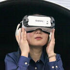 写真で見る「Gear S2」「Gear VR」「Galaxy View」のポイント