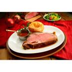 熟成肉の豪快ローストビーフでクリスマス - カウボーイ家族3店舗限定で発売