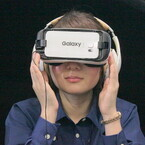 """サムスン、「Gear VR」などIoT分野に向けた""""5つのS""""な製品を発表"""