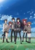 TVアニメ『少女たちは荒野を目指す』、放送日時決定! 来年1月より放送開始