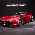 「RX-VISION」も! マツダ、東京オートサロン2016にコンセプトカー2台を出展